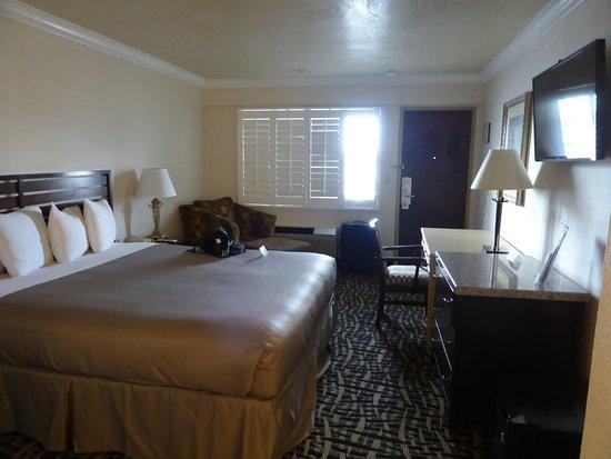El Monte, Kaliforniya: King Room