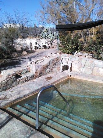 Best clothing optional hot springs