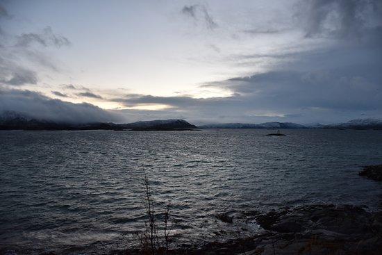 Krokelvdalen, Noruega: 22.12.2016