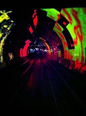 Bund Sightseeing Tunnel 1