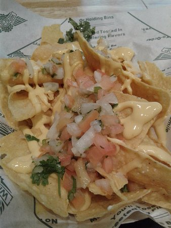 Metro Manila, Filipinas: chessy nachos