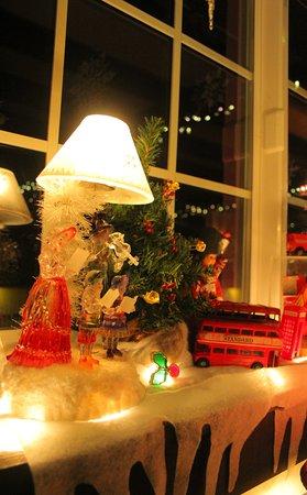 Ladysmith, Canada: クリスマスデコレーション1