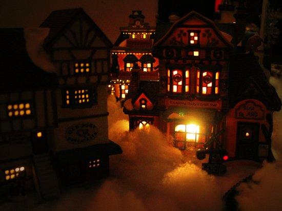 Ladysmith, Canada: クリスマスデコレーション2