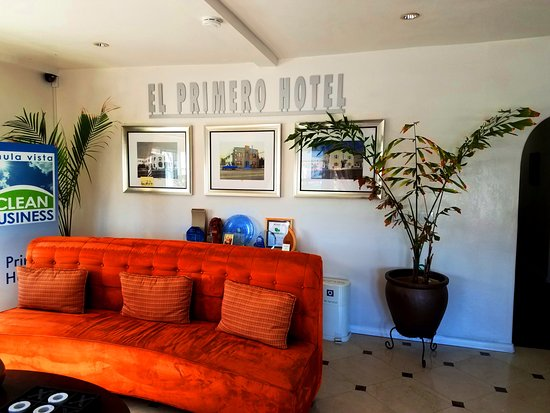El Primero Boutique Bed & Breakfast Hotel: Lobby of the Award-winning Hotel