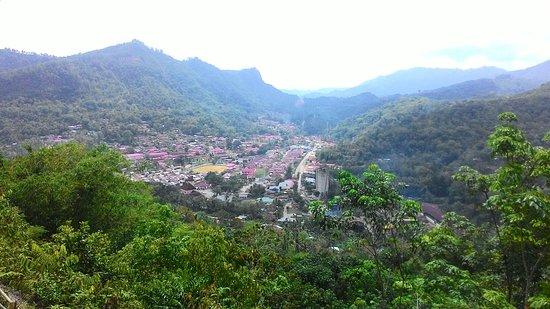 Sawahlunto, Indonesien: Puncak Polan