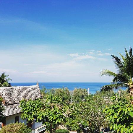 Ayara Hilltops Resort and Spa: View from room 844