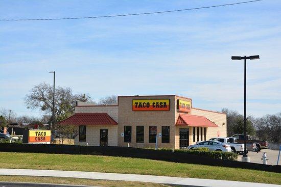 Benbrook, Техас: Taco Casa