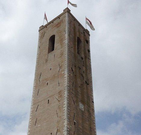 Torre civica di San Severino Marche