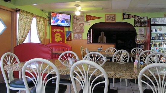 interior Alamo restaurant