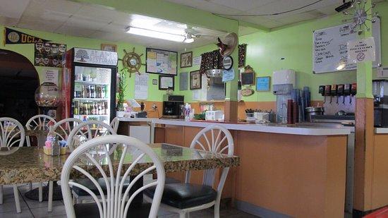 Alamo Restaurant: interior of restaurant