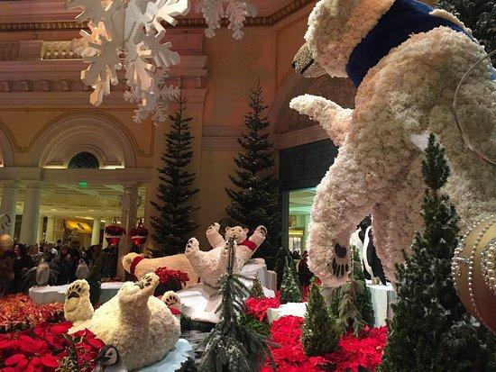 The Joys Of Christmas.The Joys Of Christmas 2016 Picture Of Bellagio Las Vegas