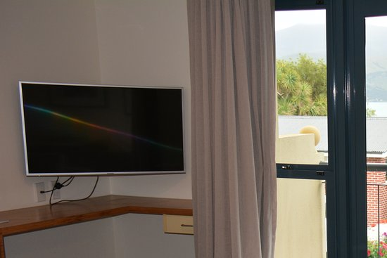Akaroa Criterion Motel: Our room.