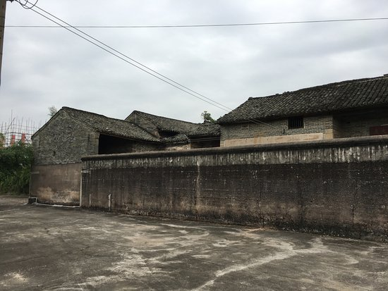 Dongyuan County, Chine : Building