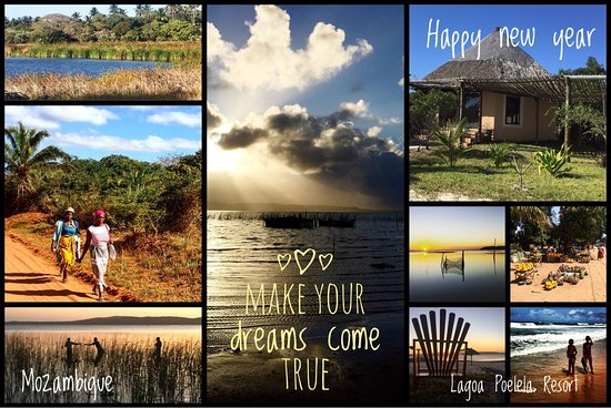 Inharrime, Mozambique: Happy New Year - Make your dreams come true