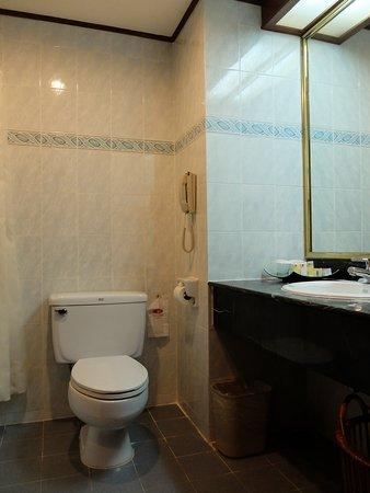 Bathroom Low Step Over Bath Tub Picture Of Phnom Penh Hotel