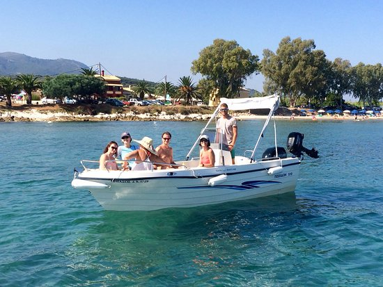 North Corfu Boats Hire