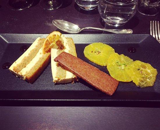 La Gargote : Dessert