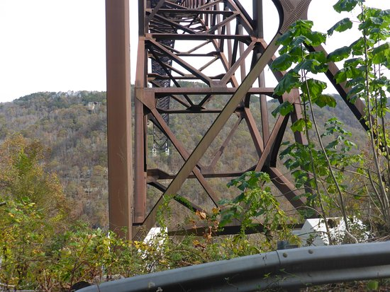 New River Gorge Bridge: Web View
