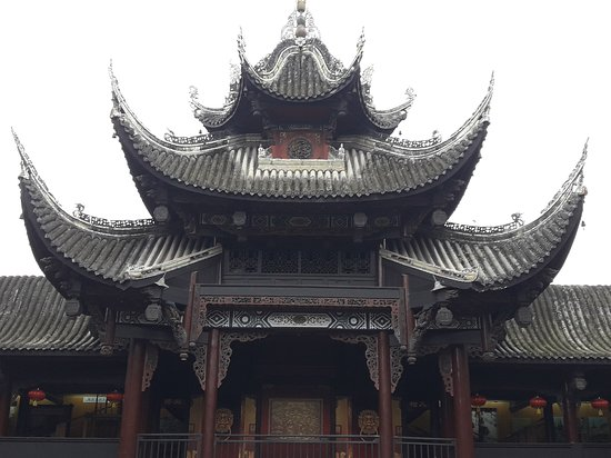 Zigong, China: The mansion that salt built