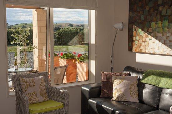 Amberley, New Zealand: deluxe 1-bedroom unit