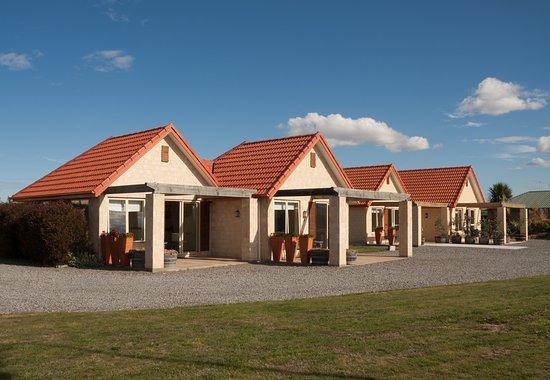 Amberley, Nieuw-Zeeland: 1 and 2-bedroom units