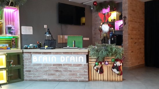 Brain Drain Tbilisi