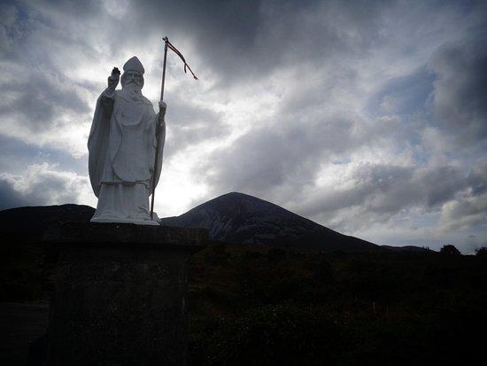 County Mayo, أيرلندا: Croagh Patrick