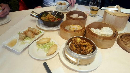 How Much Food In Average Chinese Takeout Lunch
