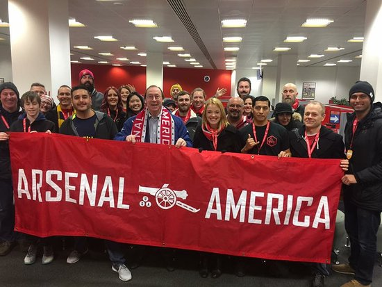 Arsenal Stadium Tours Museum America Legends Tour With Charlie George