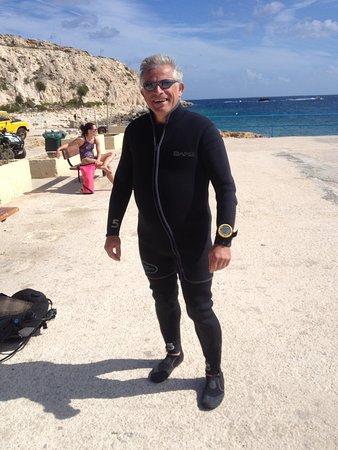 Utina Diving College Limited: diving at Honda bay