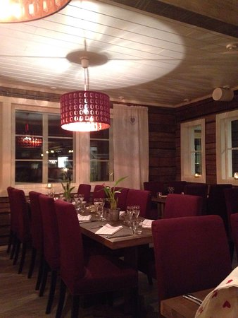 The best restaurant in whole Lapland