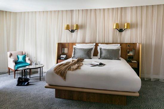 La chambre du Maison Albar Paris Celine - Bild von Maison ...