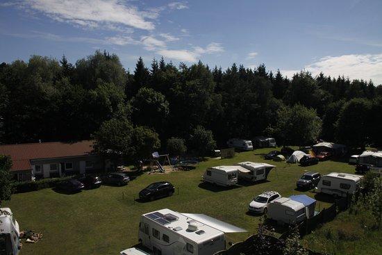 Norte de Polonia, Polonia: Kemping Keja w Pustkowie
