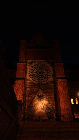 Uppsala, Sverige: ouside