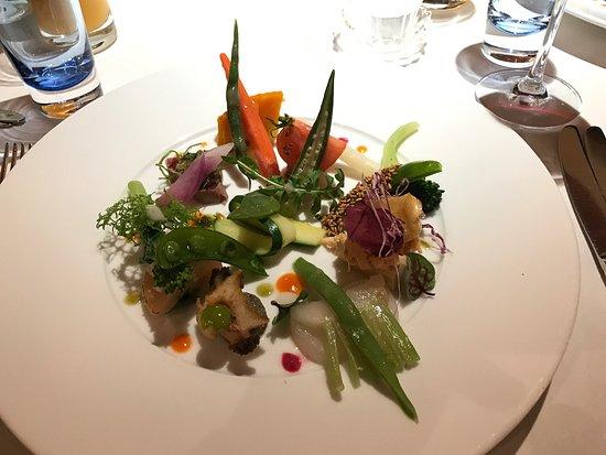 Makkari-mura, Japonya: Restaurant Maccarina