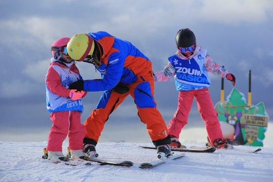 La Tzoumaz, Schweiz: Collective Ski Lesson