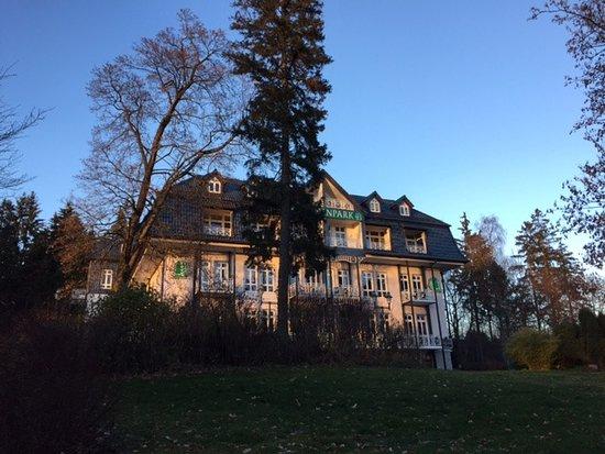 Tanne, Duitsland: wunderschöne Lage