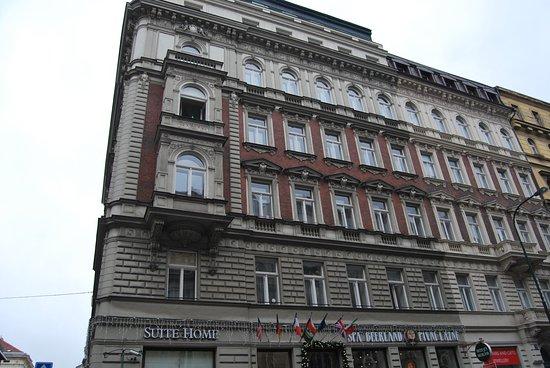 Hotel Suite Home Prague Foto