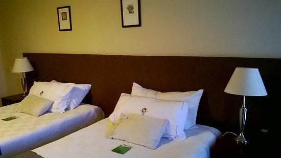 Las Bayas Hotel: camera
