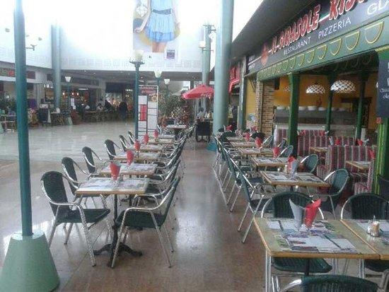 Gonfreville-l'Orcher, France: Une petite pause possible (café gourmand, limonade, glace, etc...) possible toutes les après-mid