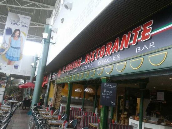 Gonfreville-l'Orcher, France: Restaurant situé dans la galerie marchande du Leclerc à Gonfreville L'Orcher.