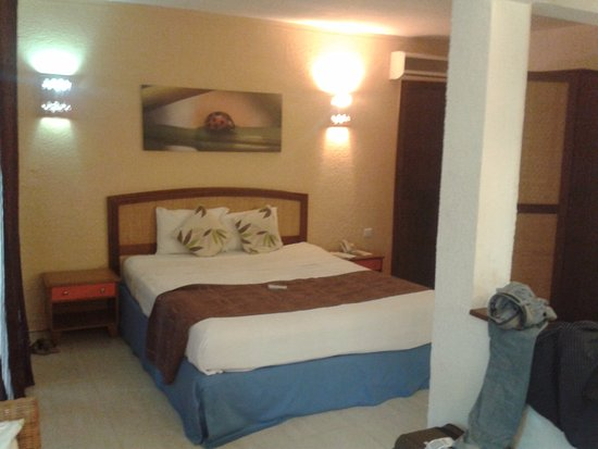 Calodyne Hotel: room