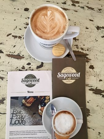 Pietermaritzburg, South Africa: Wow! Absolutely perfect!!! We visited a lot of Cafés around the world! This is our favourite so