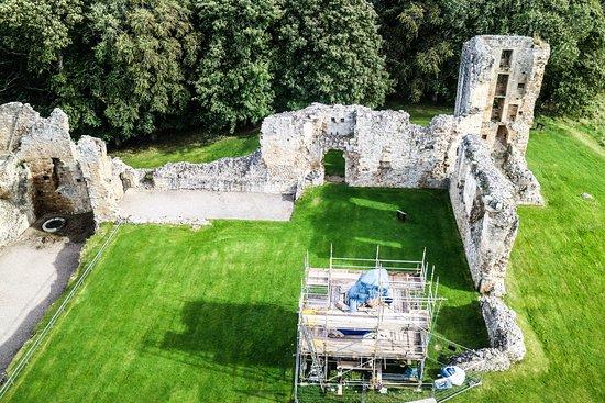 Elgin, UK: View looking down
