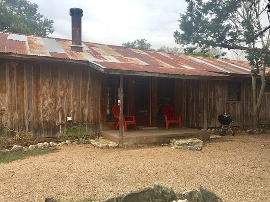Wimberley, Teksas: These pics are from our stay.