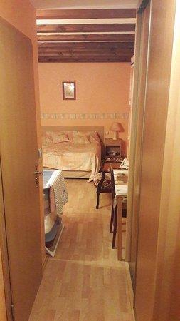 Chez Dany : Couloir chambre