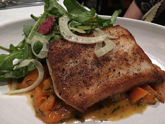 Herbsaint: Mahi Mahi, cooked to perfection!