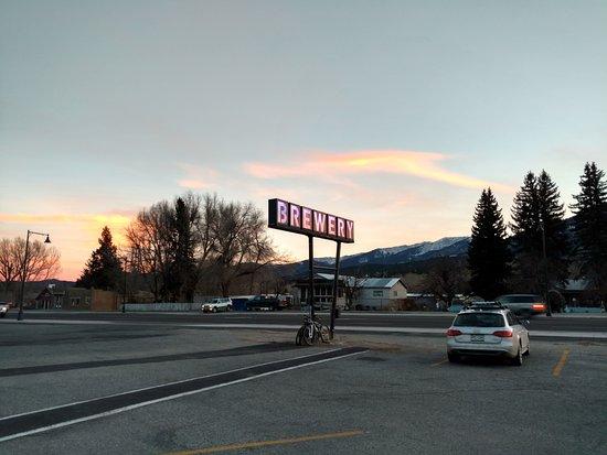 Salida, Κολοράντο: Highway Sign