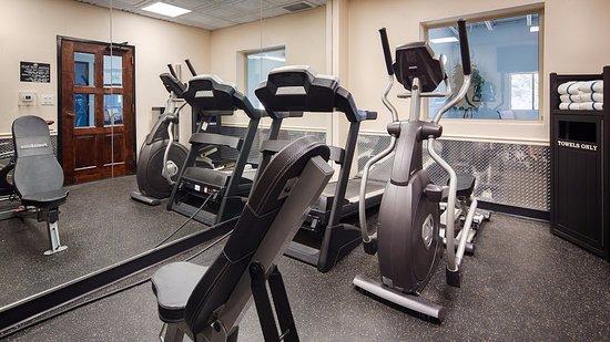 Brighton, CO: Exercise Room