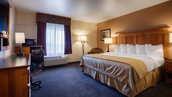 Brighton, CO: Single King Room